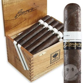 Blind Cigar Review: Ramon Bueso   Genesis The Project Robusto
