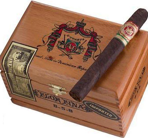 Blind Cigar Review: Arturo Fuente | 858 Maduro