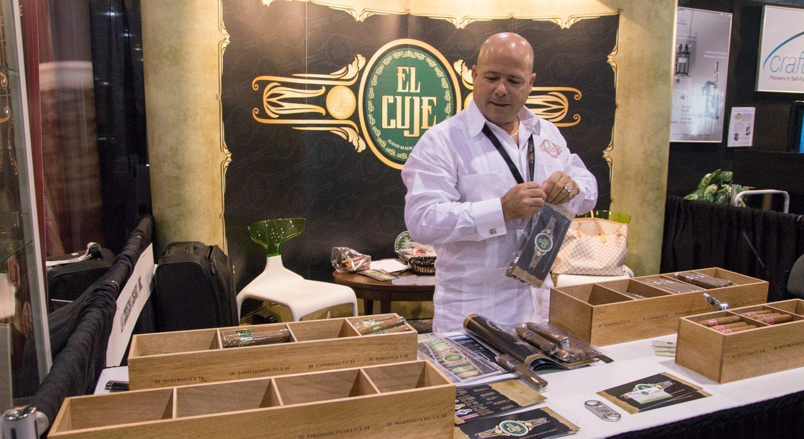 Blind Cigar Review: El Cuje | Maravillas Collection No. 1