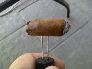 Blind Cigar Review: Veritas   Torch Habano Robusto