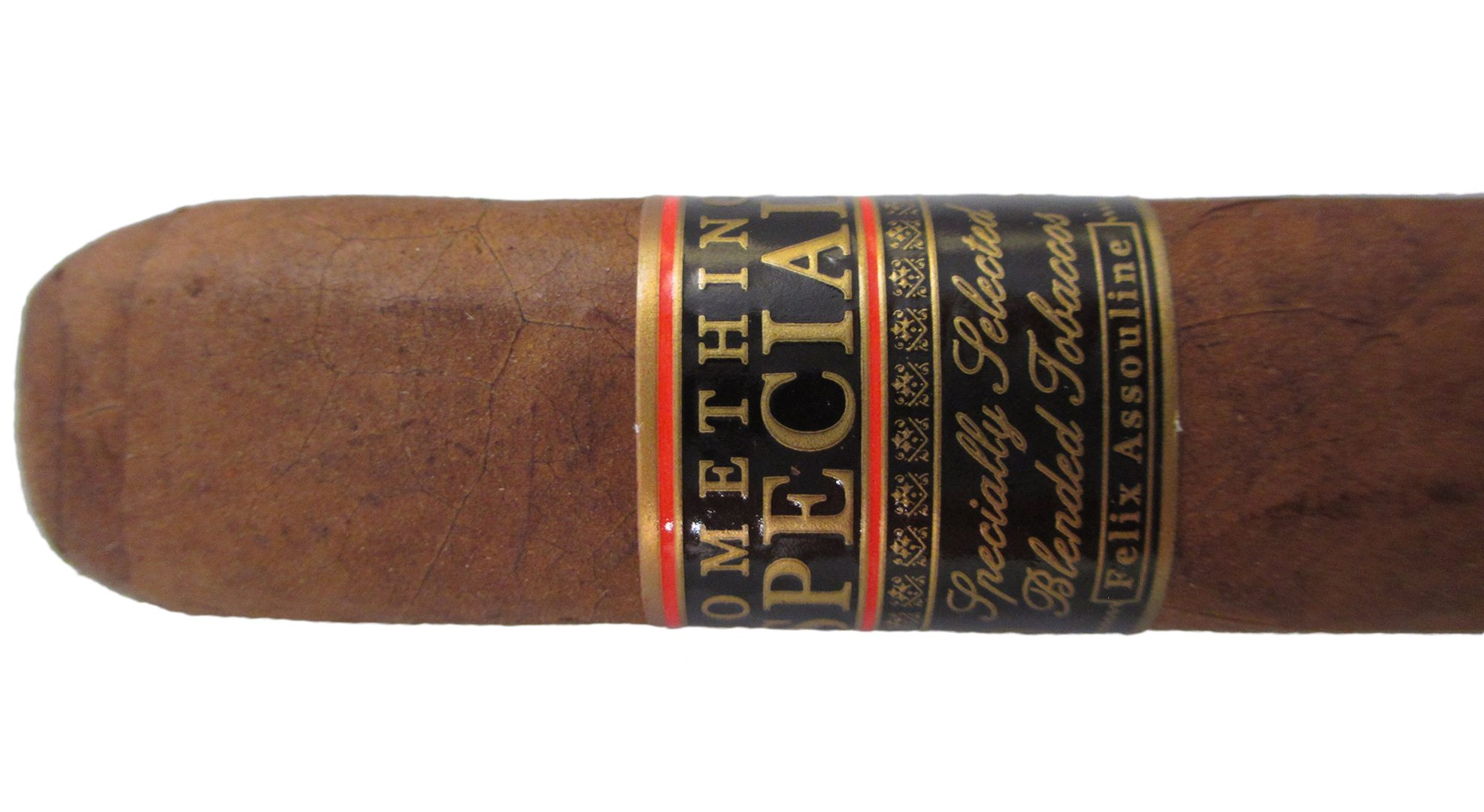 Blind Cigar Review: Felix Assouline   Something Special - Majestic