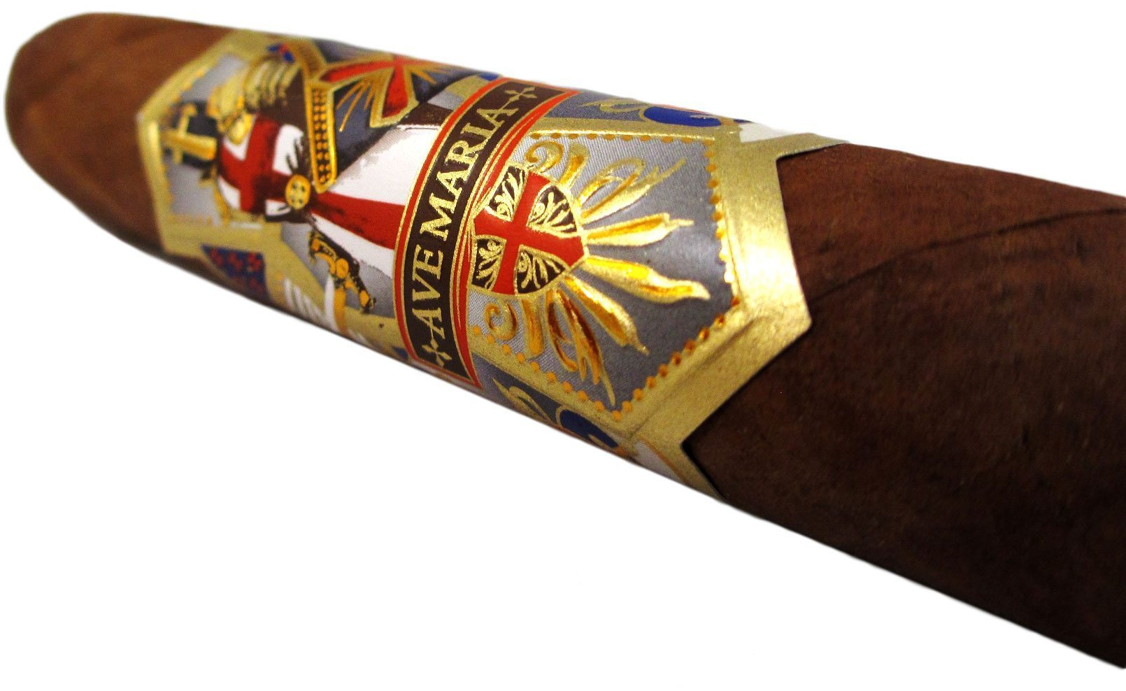 Blind Cigar Review: Ave Maria | Knights Templar