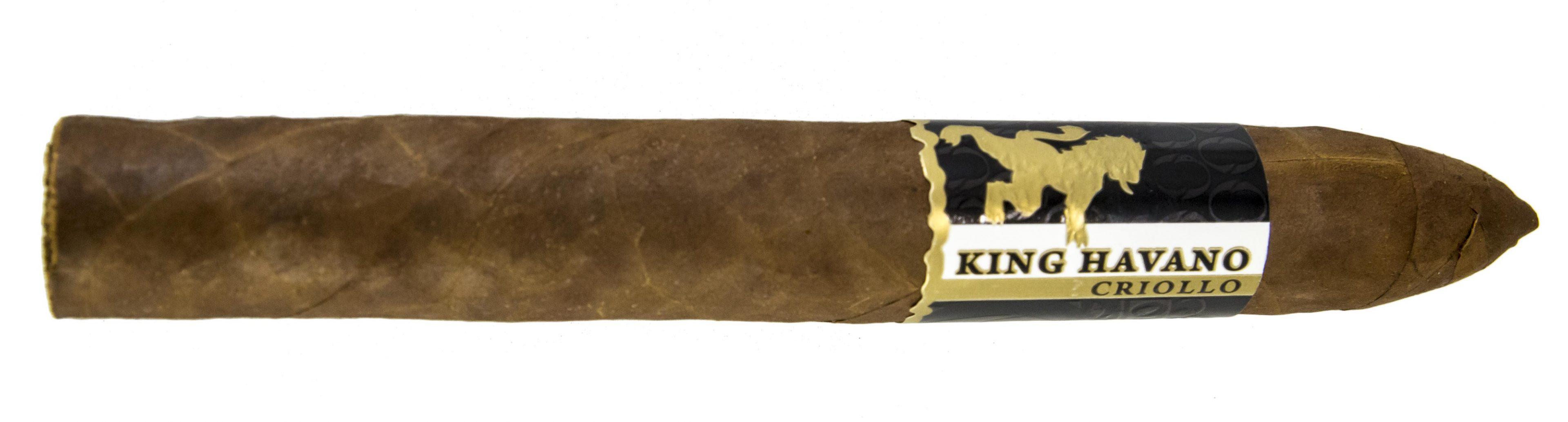 Blind Cigar Review: King Havano Criollo   Torpedo
