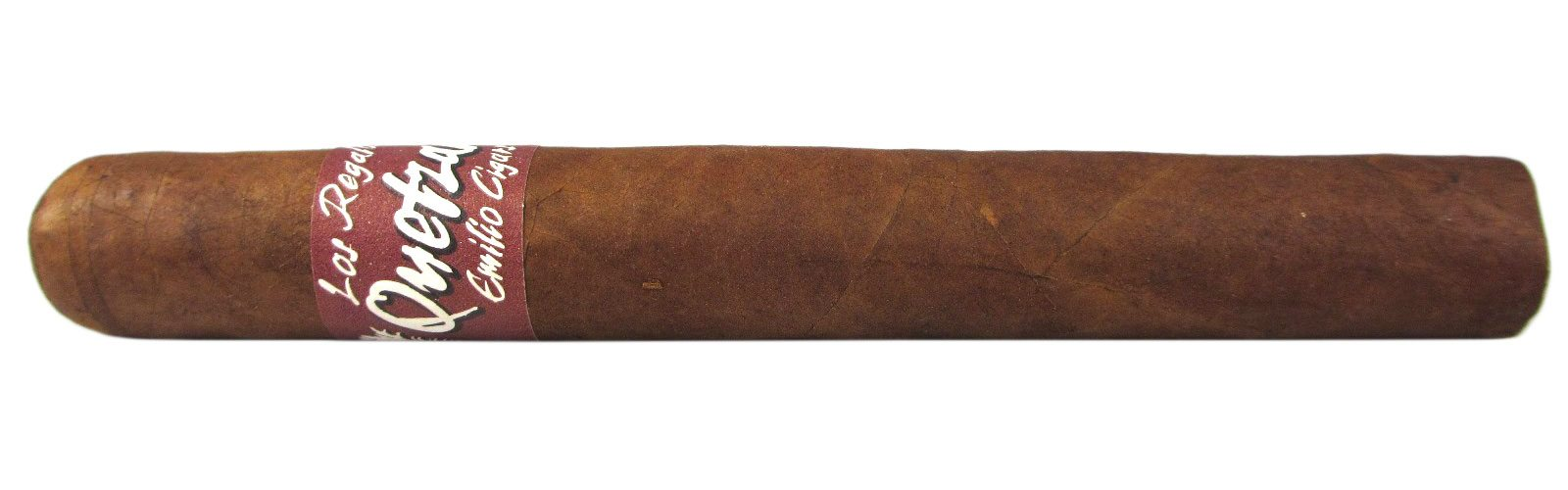 Blind Cigar Review: Los Regalos | Quetzal Toro