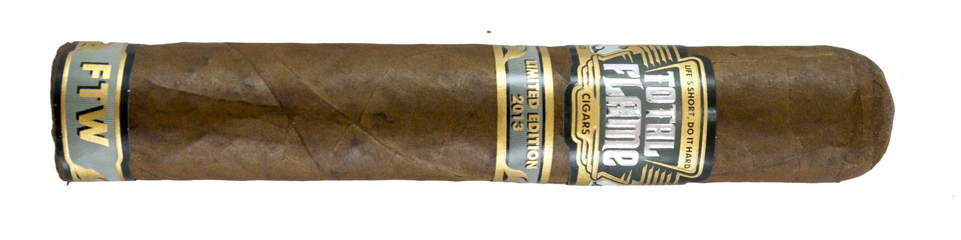 Blind Cigar Review: Total Flame | FTW Robusto