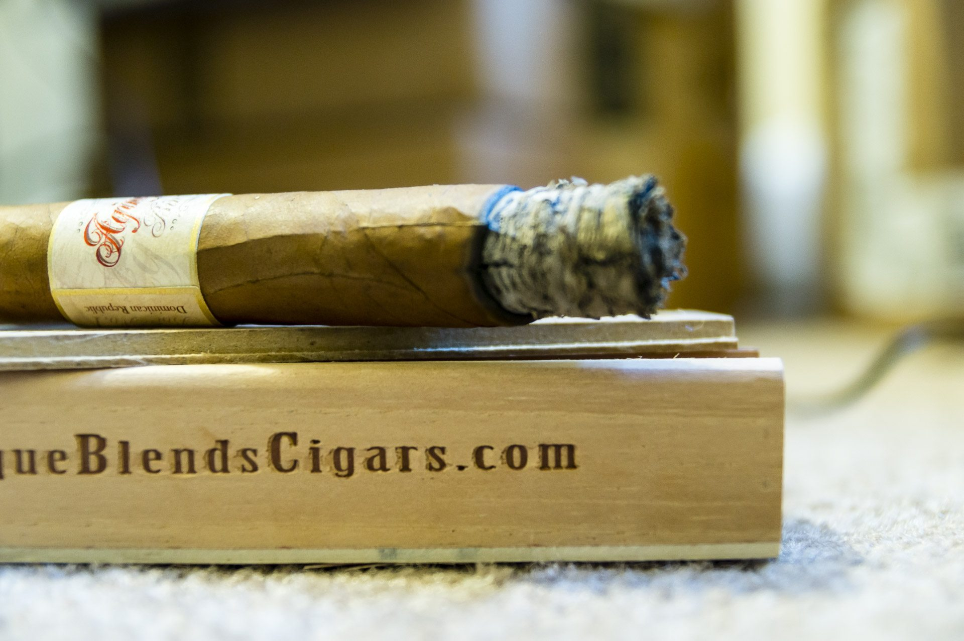 Quick Cigar Review: Aging Room   Bin No. 1 B Minor