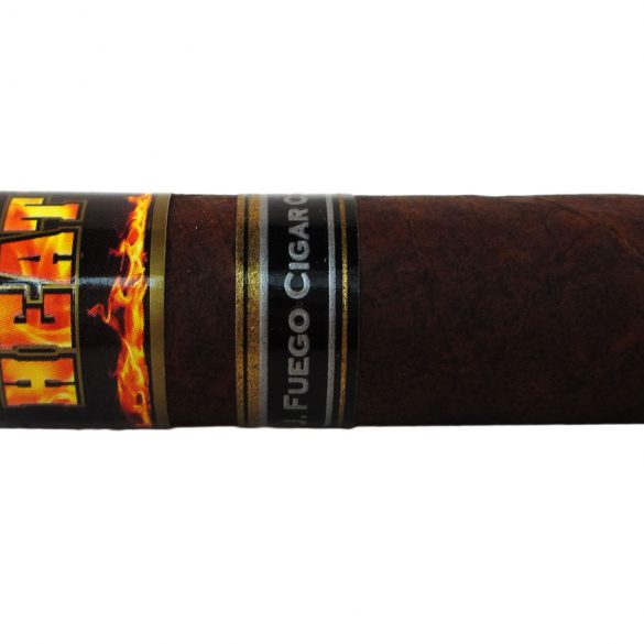 Blind Cigar Review: J. Fuego | Heat Robusto