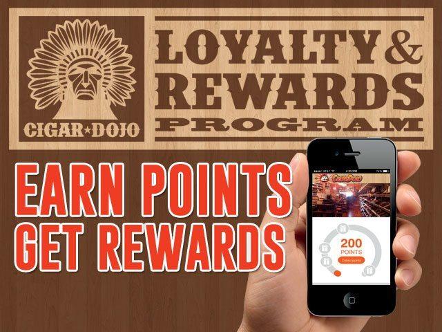 Cigar News: Cigar Dojo Announces Loyalty Program for App and Cigar Shops