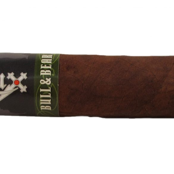 Blind Cigar Review: Crux | Bull & Bear Robusto Extra