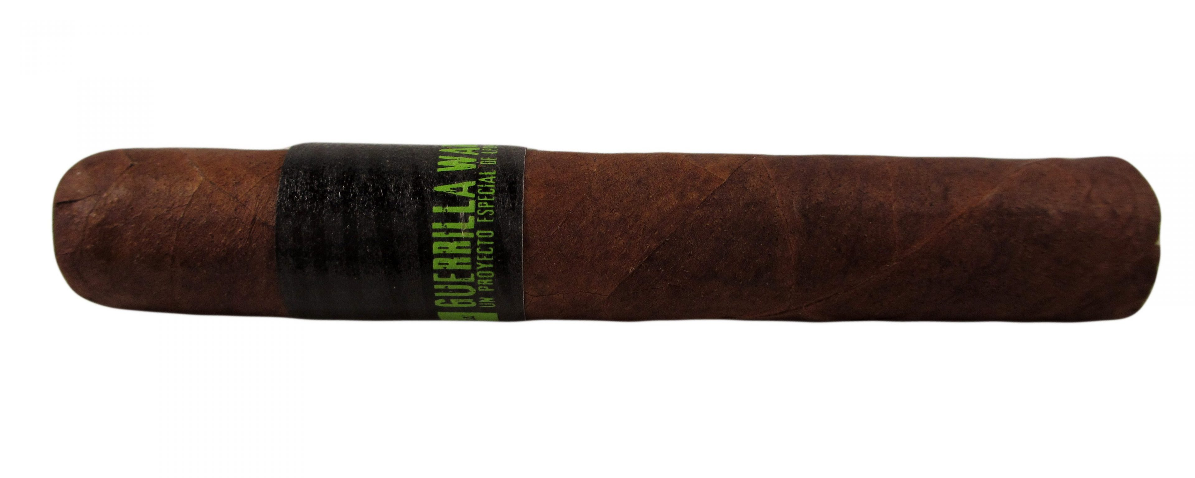 Blind Cigar Review: Viva Republica | Guerrilla Warfare Petit Corona