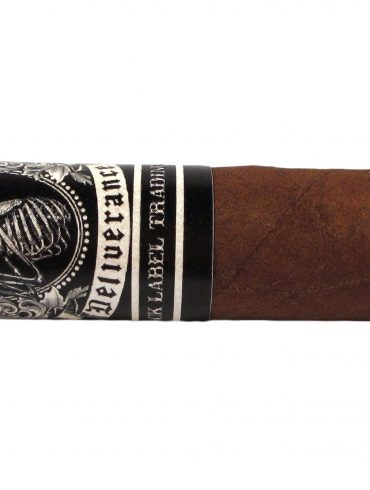 Blind Cigar Review: Black Label Trading Company | Deliverance Corona