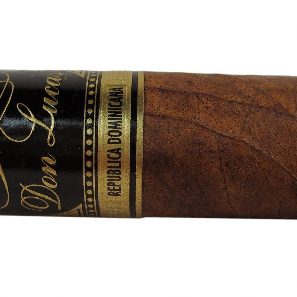 Blind Cigar Review: Don Lucas | A.L. Series Short Toro