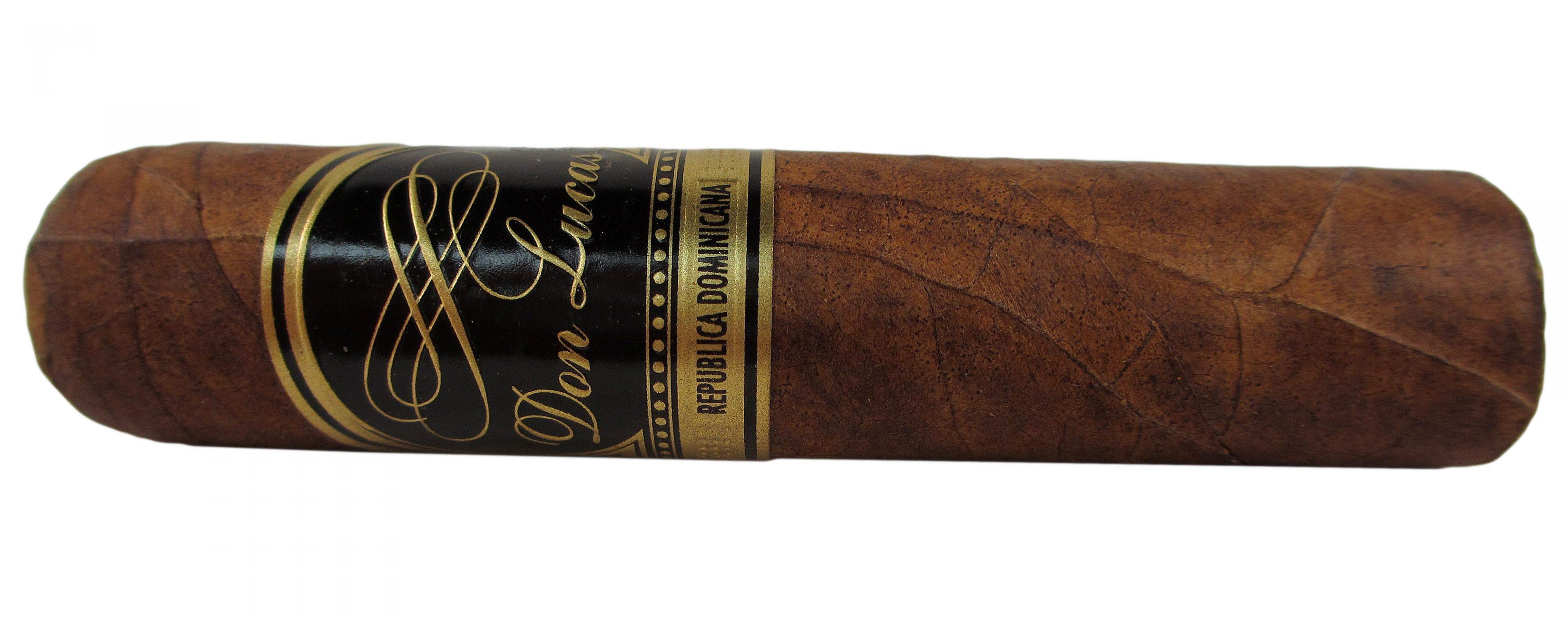 Blind Cigar Review: Don Lucas   A.L. Series Short Toro