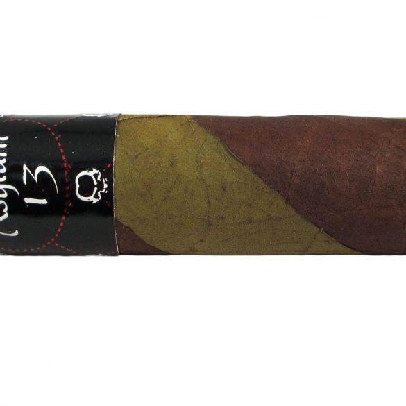 Blind Cigar Review: Asylum 13 | Ogre Robusto