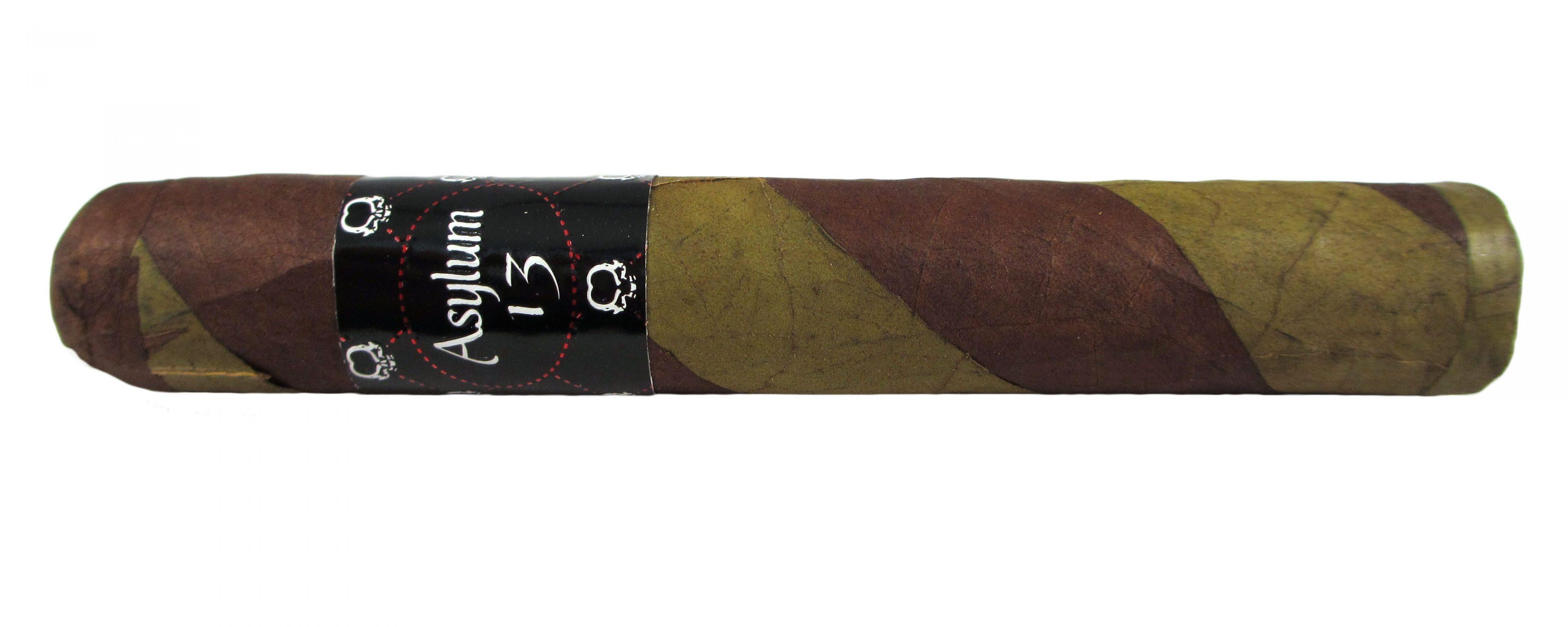 Blind Cigar Review: Asylum 13   Ogre Robusto