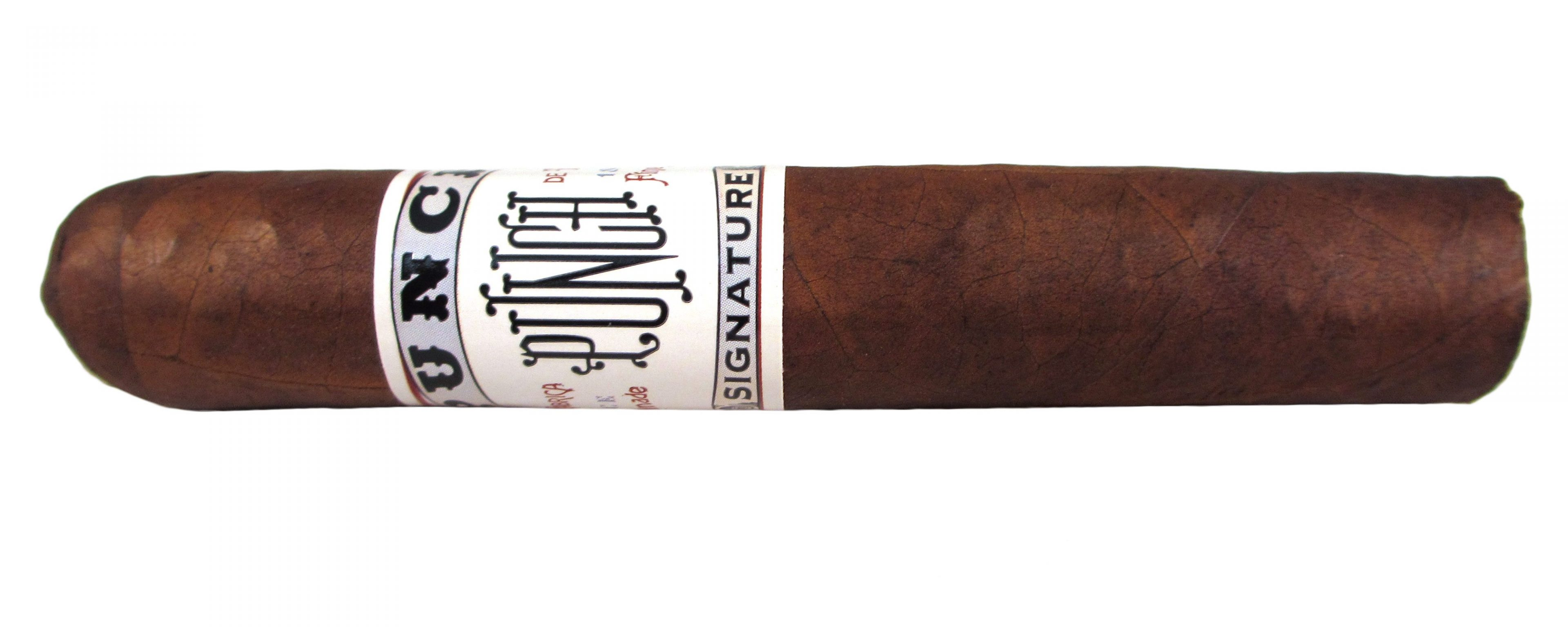 Blind Cigar Review: Punch   Signature Robusto