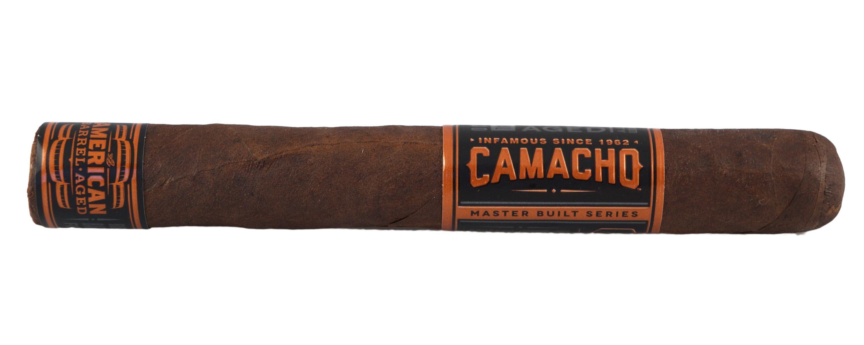 Blind Cigar Review: Camacho | American Barrel Aged Toro