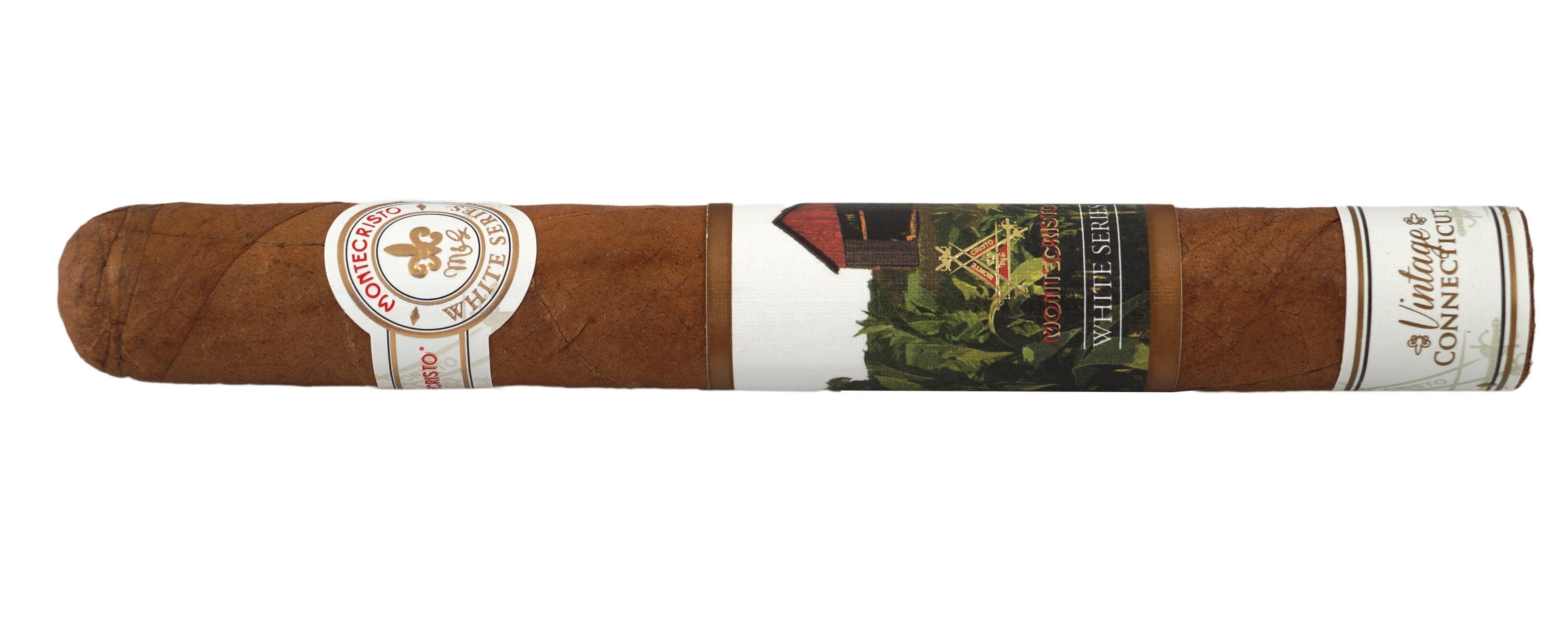 Blind Cigar Review: Montecristo | White Series Vintage Connecticut Double Corona (Pre-release)