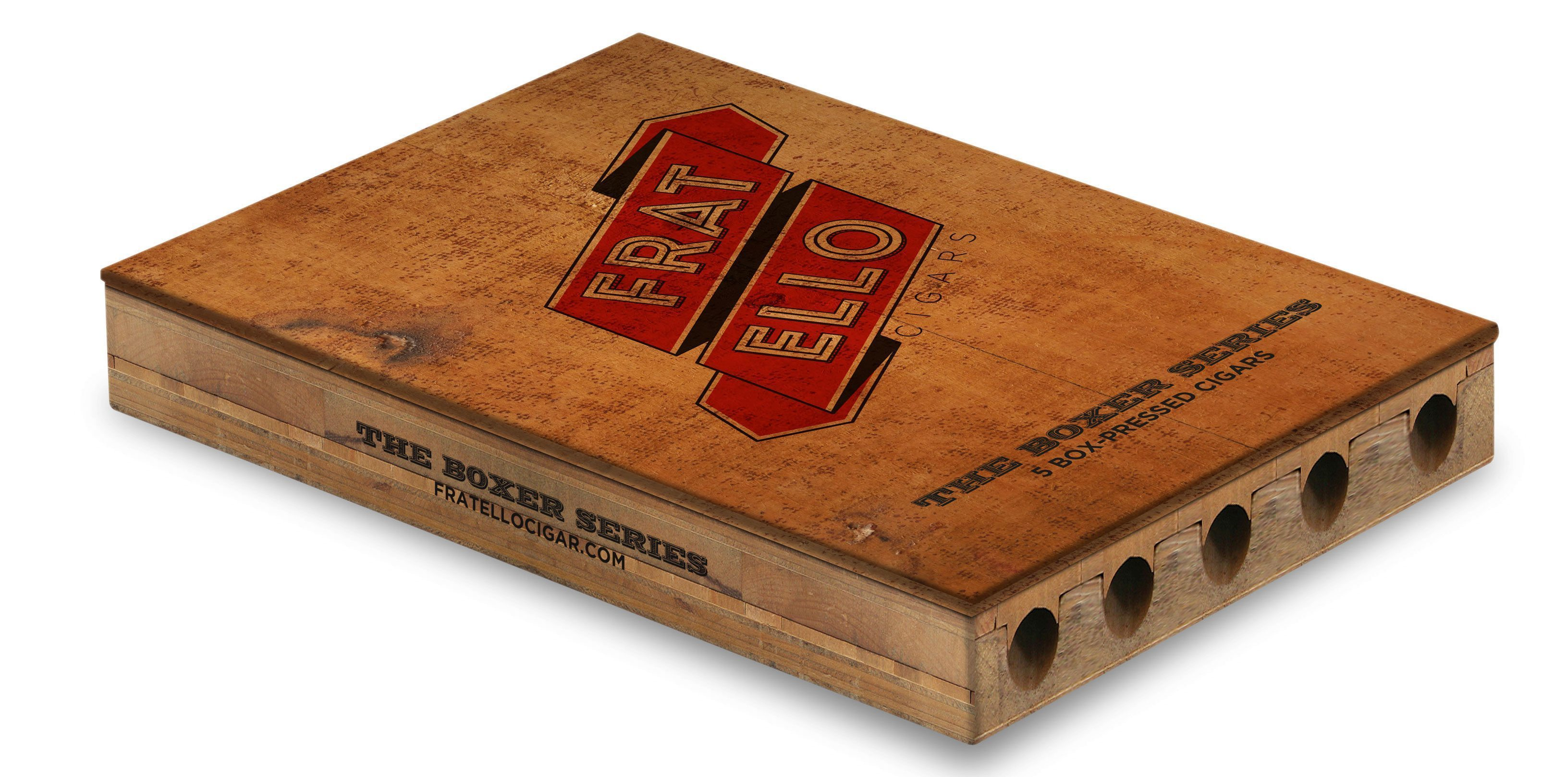 Cigar News: Fratello Boxer Series Returns for Father's Day 2016