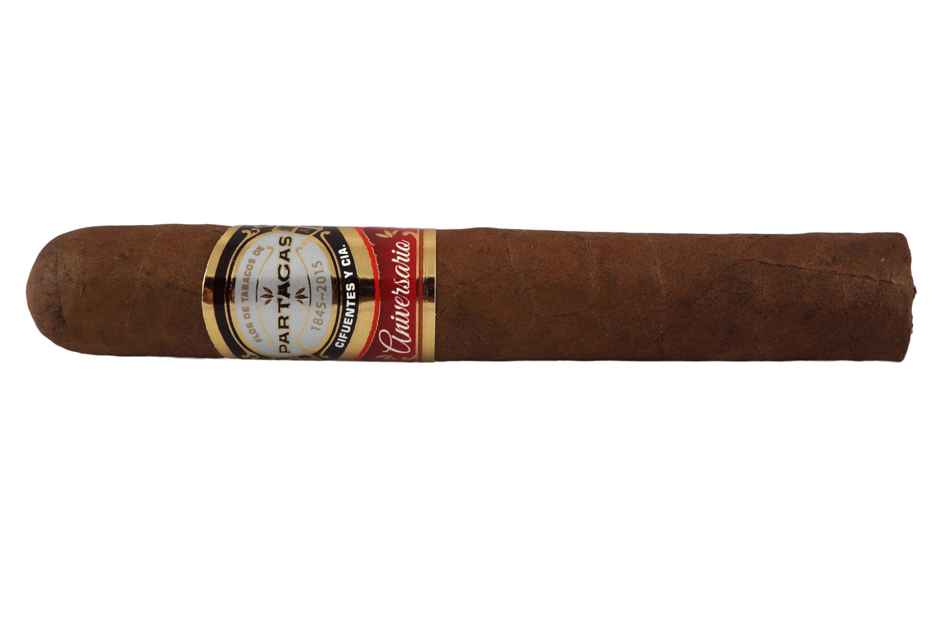 Blind Cigar Review: Partagas | Aniversario Robusto (Pre-release)