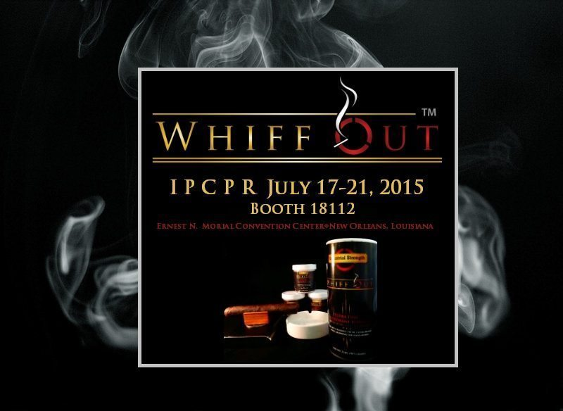 Accessory Review: Whiff Out - Ashtray Deodorizer