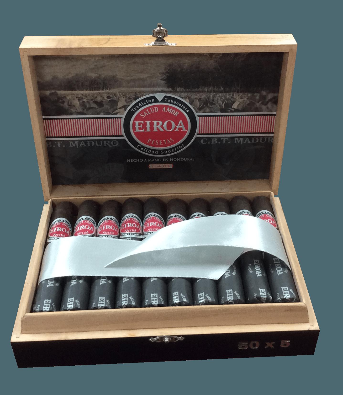 Cigar News: C.L.E. Updates Eiroa Packaging
