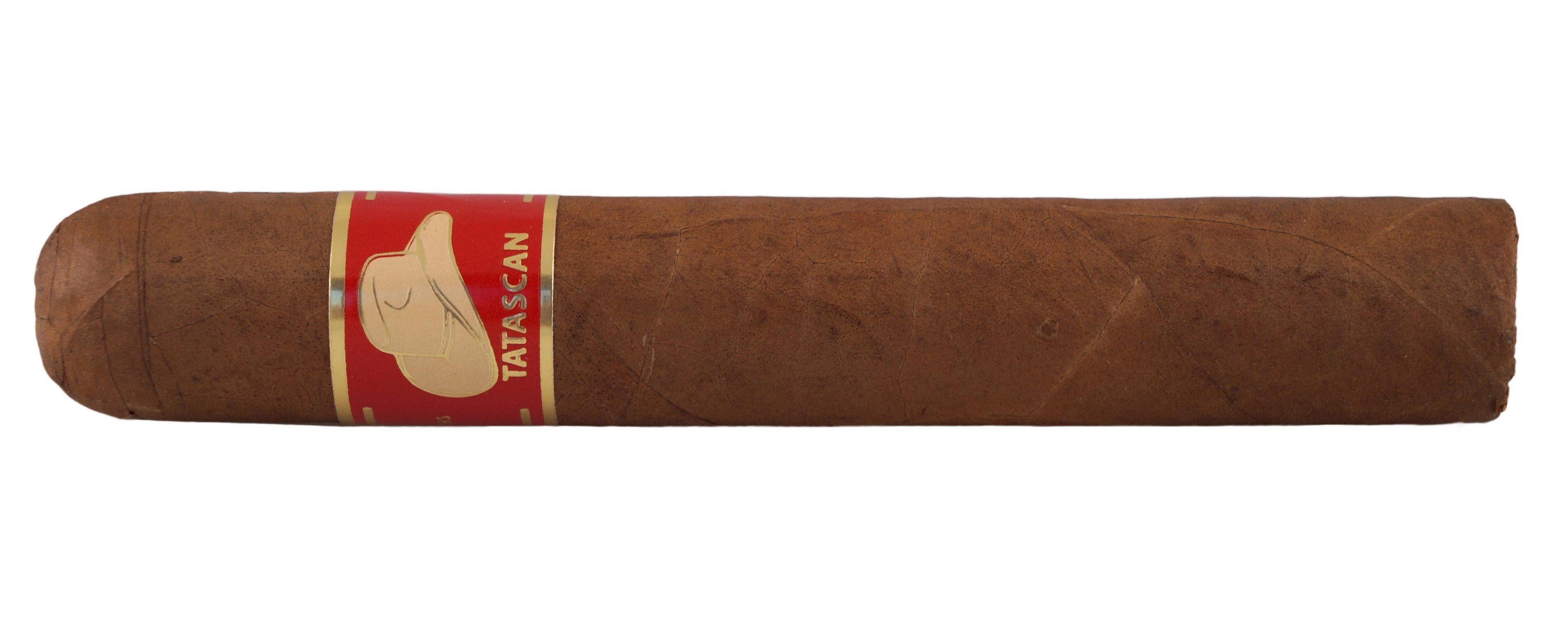 Blind Cigar Review: Tatascan | Robusto