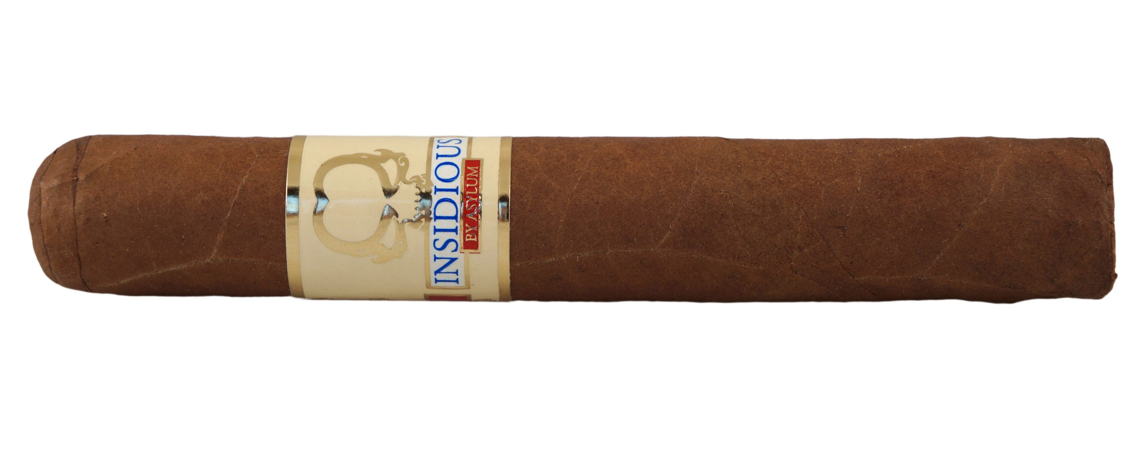 Blind Cigar Review: Asylum | Insidious Habano