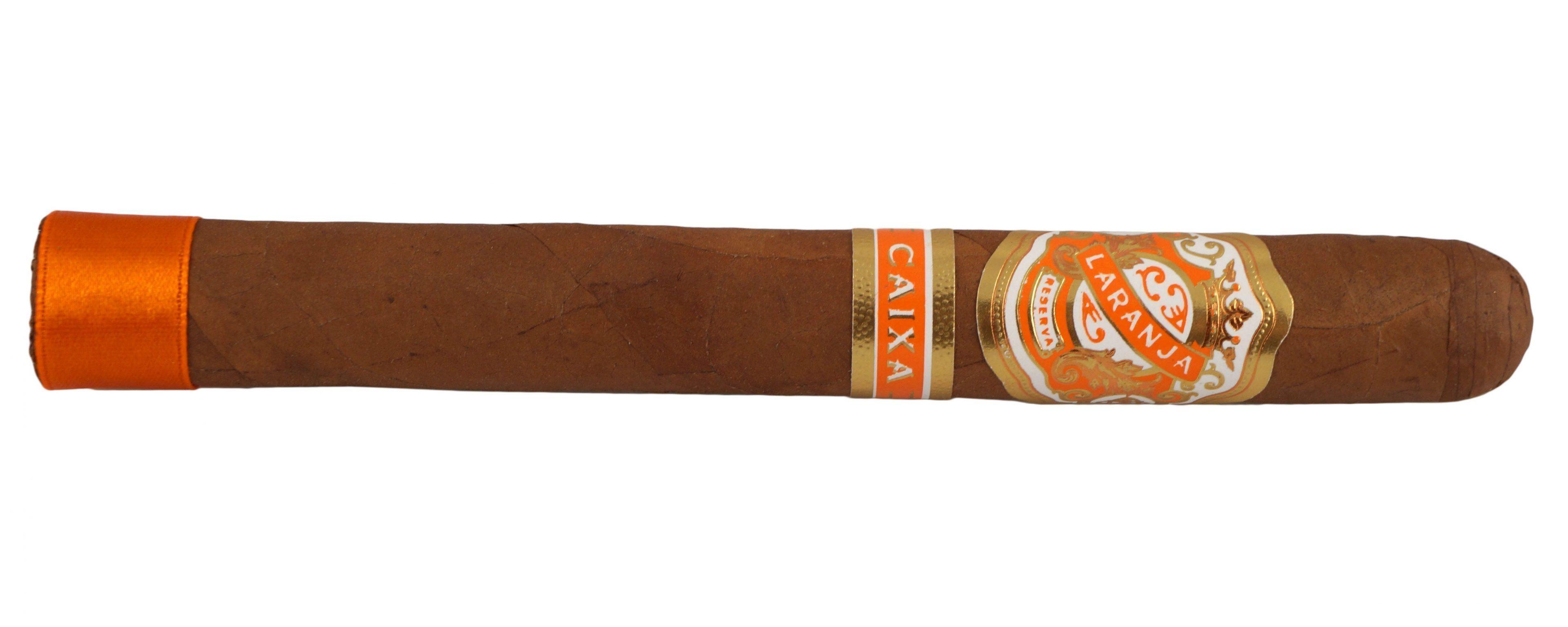 Blind Cigar Review: Espinosa | Laranja Reserva Caixa
