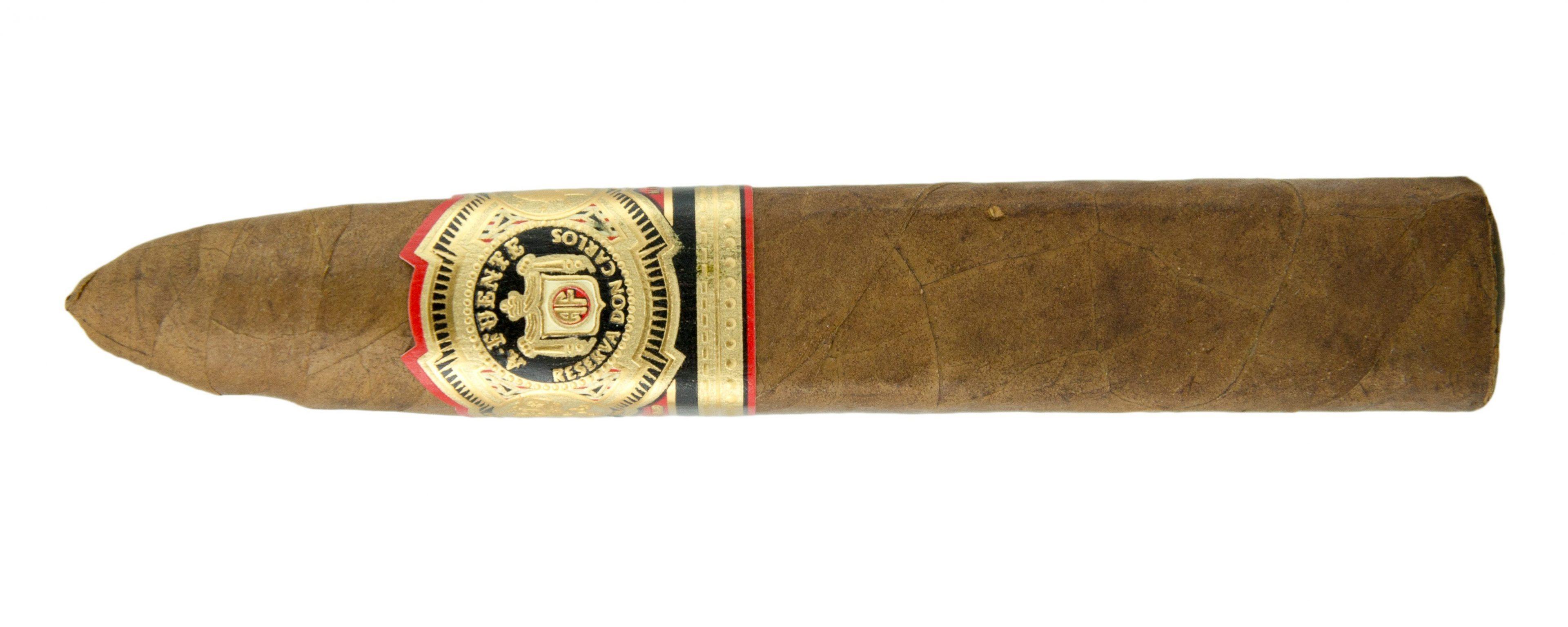 Quick Cigar Review: Arturo Fuente | Don Carlos Eye of the Shark
