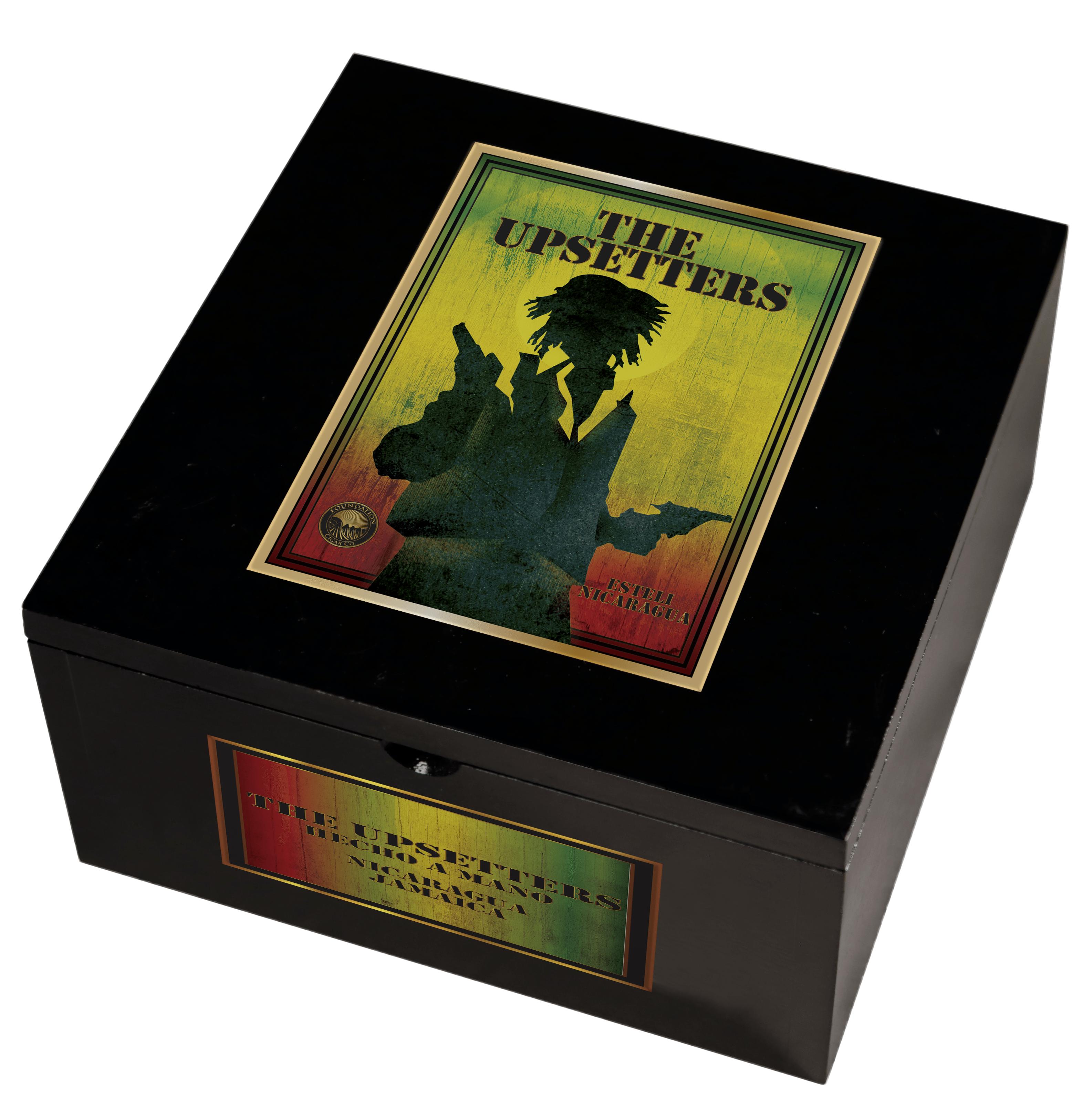 """Cigar News: Foundation Cigar Company Announces """"The Upsetters"""""""