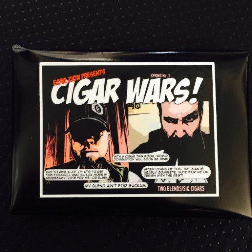 Cigar News: Ezra Zion Announces Cigar Wars