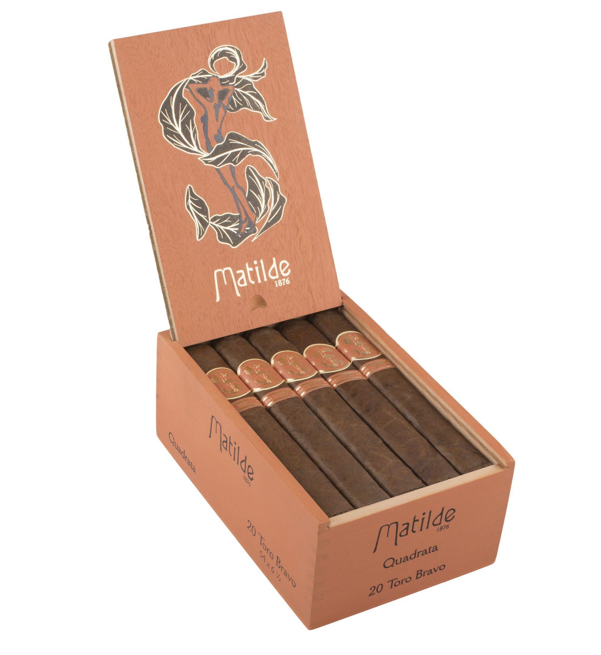 Cigar News: Matilde Cigars Announces Quadrata