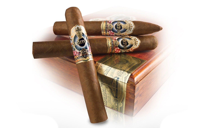 Quick Cigar Review: Ashton   ESG 23 Year Salute