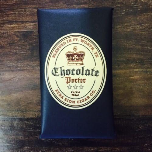 Cigar News: Ezra Zion Releases Chocolate Porter