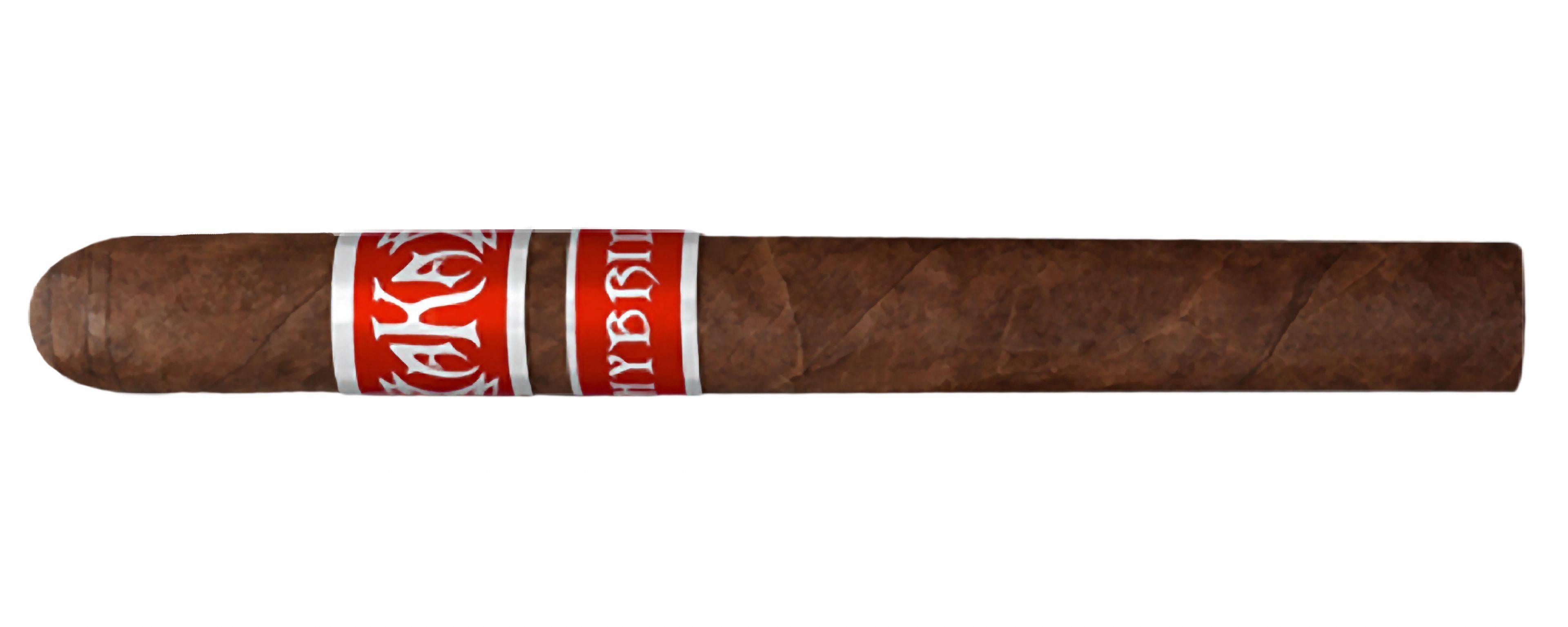 Quick Cigar Review: AKA Hybrid Corona Gorda