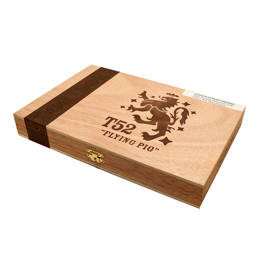 Cigar News: Drew Estate Brings Back No. 9 and T52 Flying Pigs and Velvet Rats
