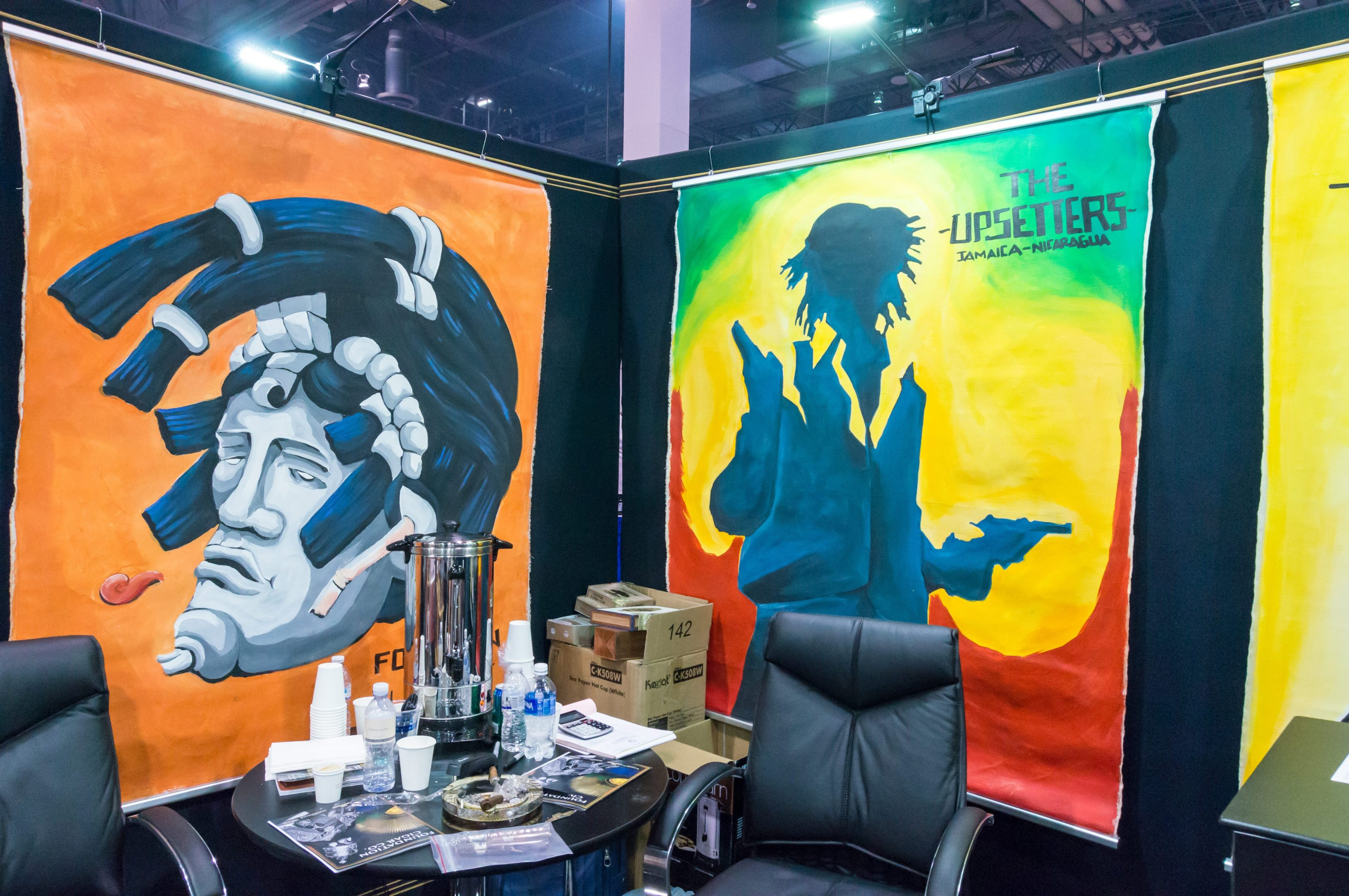 IPCPR: 2016 - Foundation Cigar Co. Plus Nick Melillo Interview