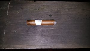 Blind Cigar Review: Nomad   Therapy Connecticut Toro