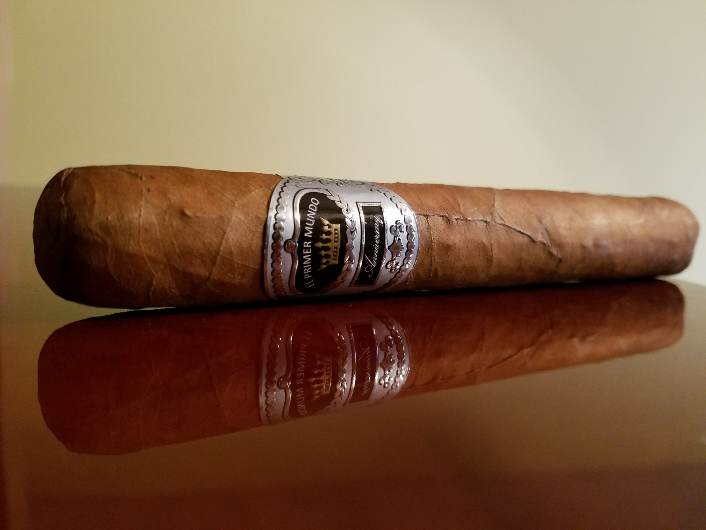 Quick Cigar Review: El Primer Mundo | EPM 10 Year Anniversary