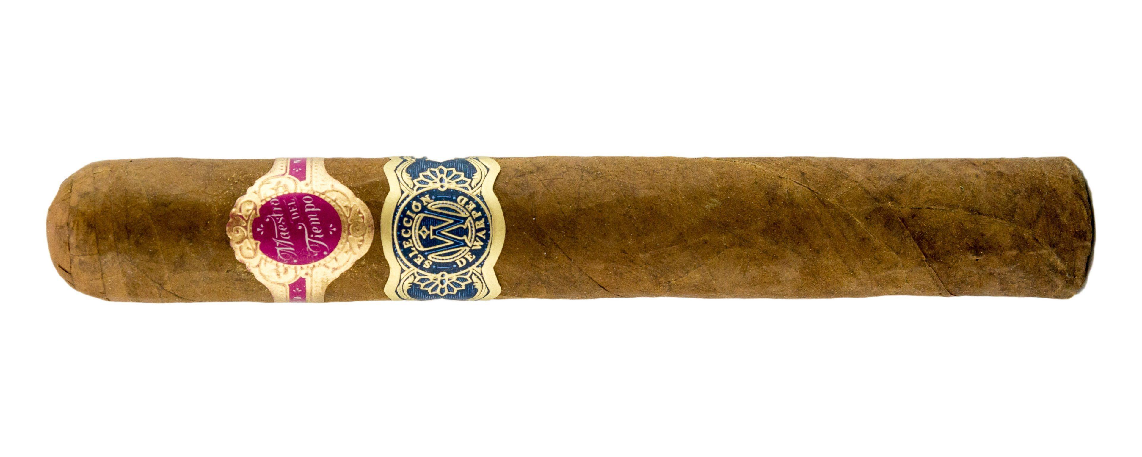 Blind Cigar Review: Warped | Maestro del Tiempo 6102R