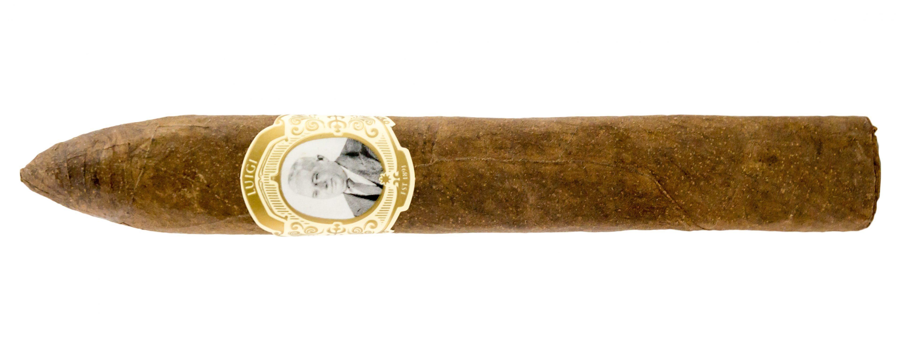 Blind Cigar Review: Vallorani | The Luigi Torpedo