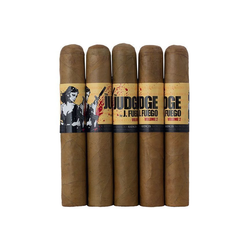 Cigar News: Famous Smoke Releases 'Judge Volume 2'
