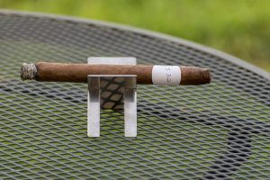 Blind Cigar Review: La Aurora   110th Anniversary Cameroon Cetros