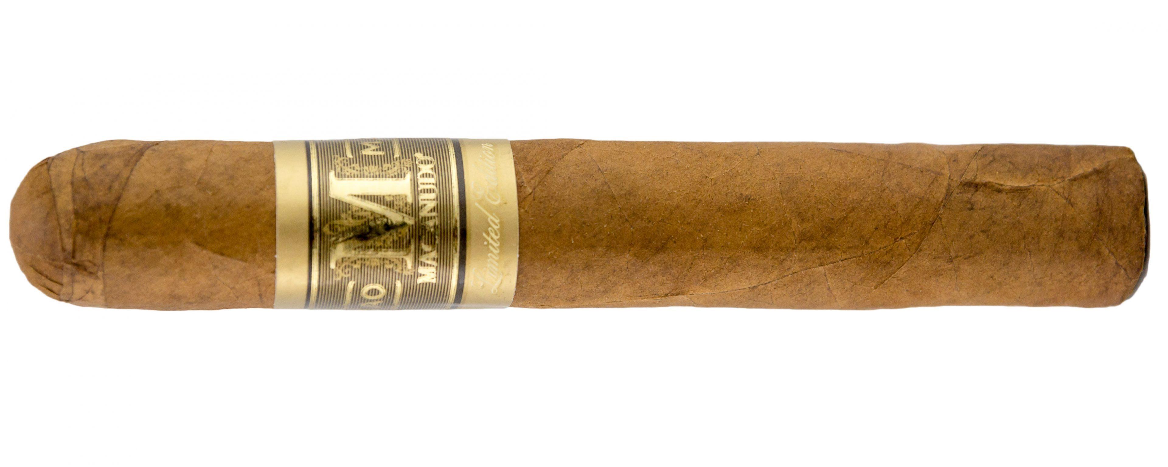 Blind Cigar Review: Macanudo | MAO No. 10