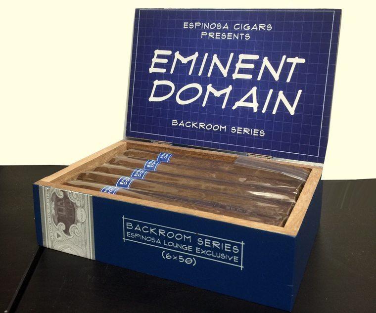 Cigar News: Espinosa Ships Eminent Domain
