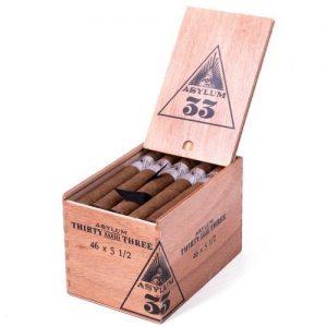 Cigar News: Binny's Beverage Depot to Carry Full Line of Asylum 33 Cigars