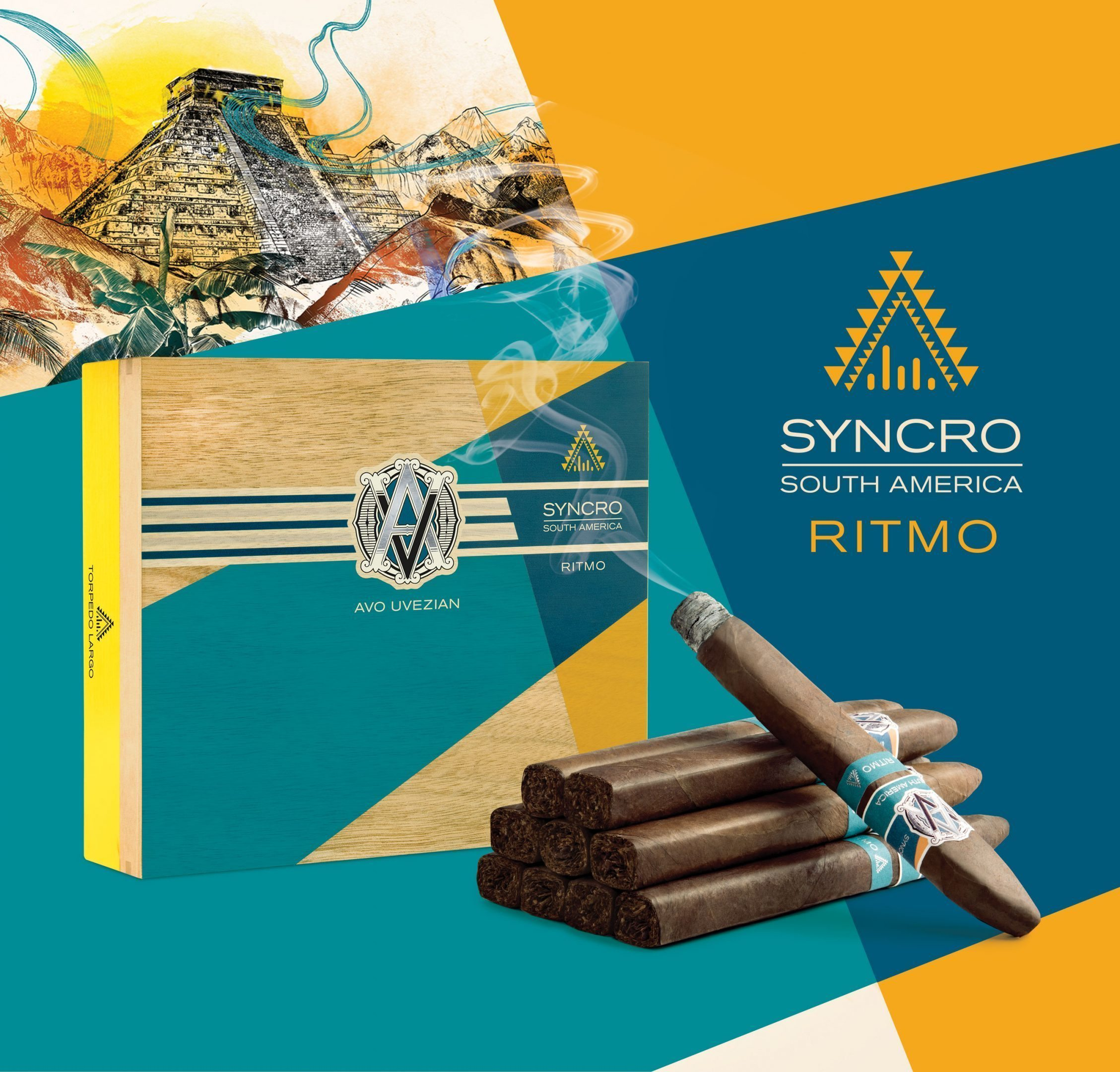 Cigar News: Davidoff Announces AVO Syncro South America Ritmo