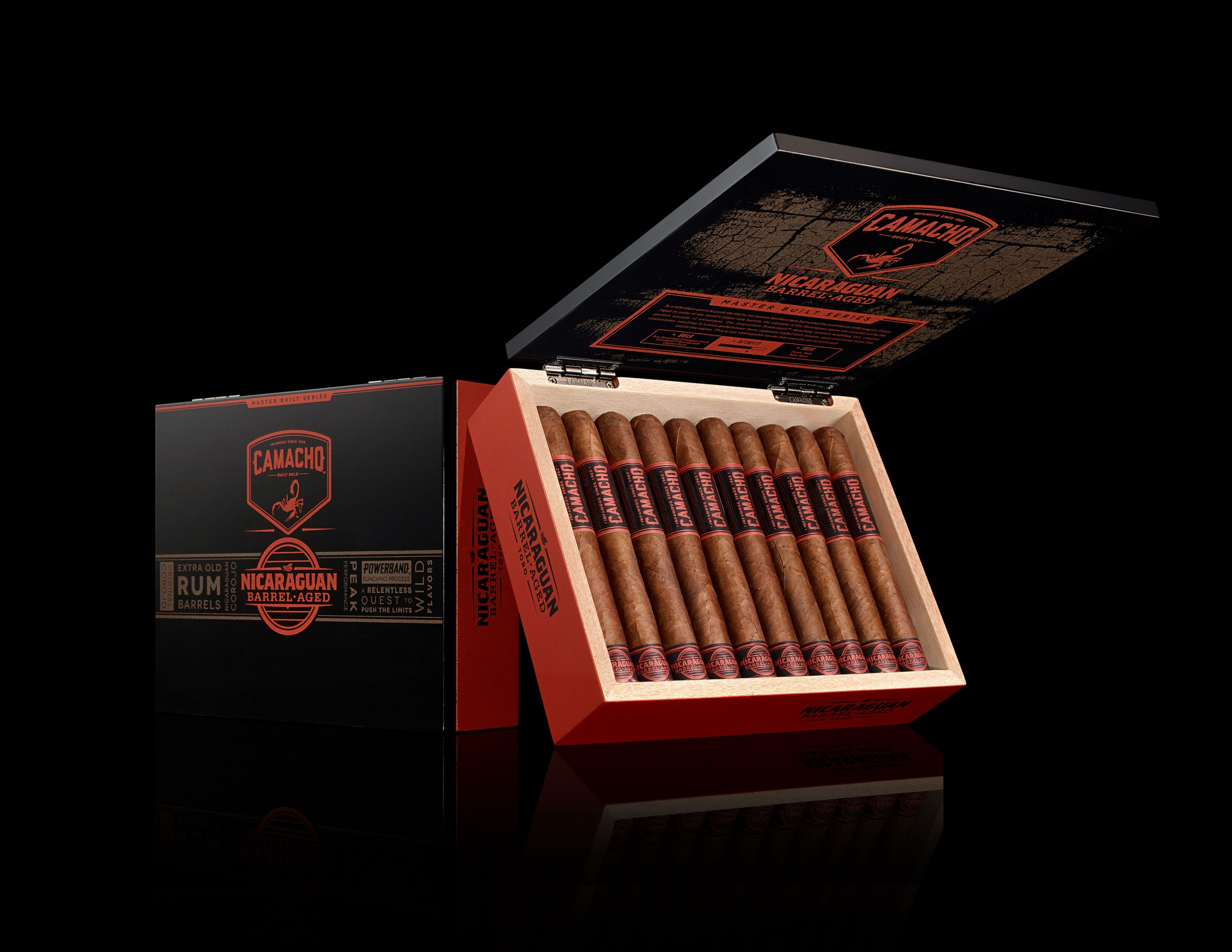 Cigar News: Camacho Announces Nicaraguan Barrel-Aged