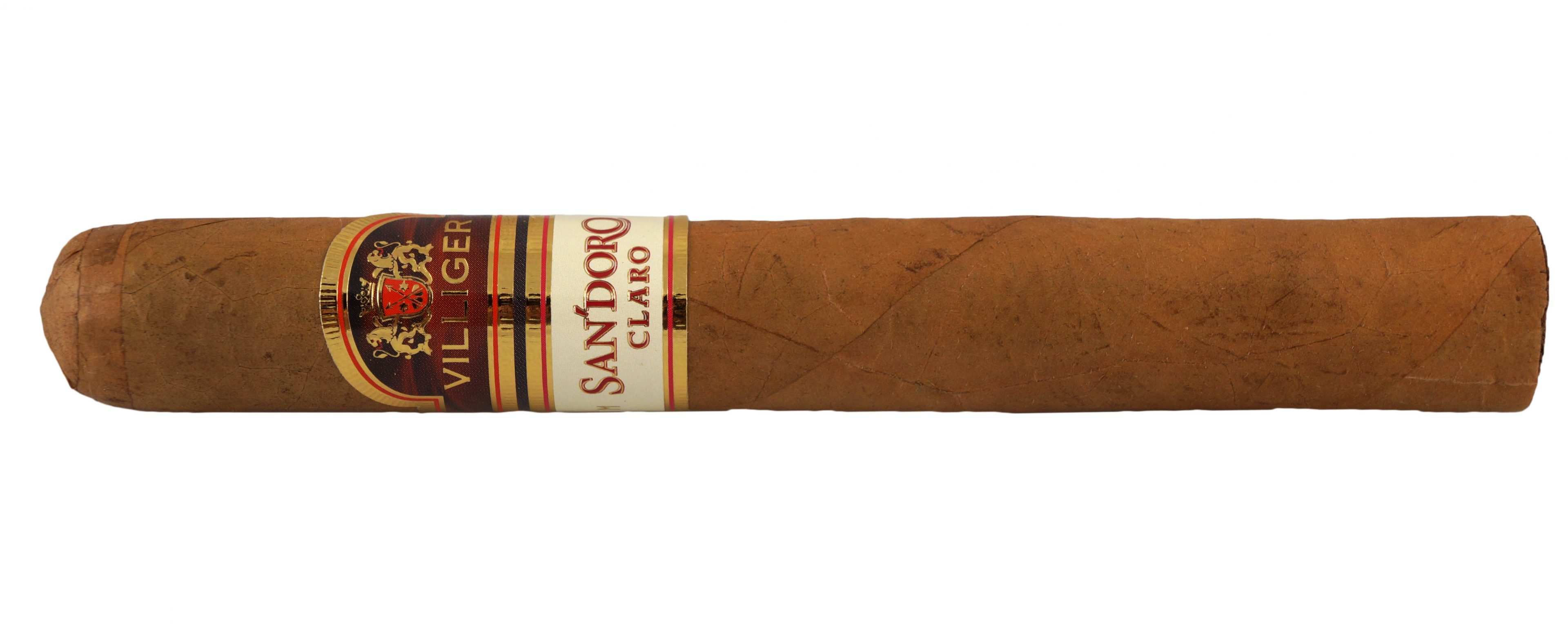 Blind Cigar Review: Villiger | San'Doro Claro Toro